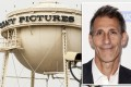 Sony Pictures' chief executive Michael Lynton and Sony Pictures Studios in Culver City, California. Photo: AP