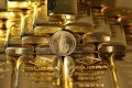 Assets in the SPDR Gold Trust, the biggest exchange-traded product backed by bullion, rose 1.4 per cent to 717.15 tonnes on Thursday, the biggest jump since August 2011. Photo: Reuters