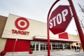 Customers enter a Target store in Ancaster, Ontario, Canada. Photo: Reuters