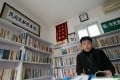 Xu Dawei, founder of the China Mobile Library, wants to revive book reading in China. Photo: Simon Song