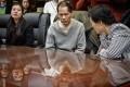 Liu Wenjian's father, Liu Weitang, will receive $100,000 a year for five years. Photo: AP