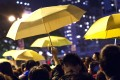 At issue among some US lawmakers is mainland China's strict framework on Hong Kong election reform, which triggered the massive Occupy Central protests in the city. Photo: EPA