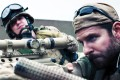 Bradley Cooper (right) stars as a Navy Seal who was credited with 150 confirmed kills in Iraq and Afghanistan in American Sniper. Photo: Courtesy of Warner Brothers Pictures