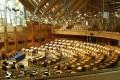 An interior view of the Scottish parliament in Edinburgh. Photo: Wikipedia