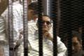 Hosni Mubarak's sons were also tried in 2013. Photo: EPA