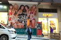 Double D's ad has drawn mixed reactions. Photo: SCMP