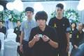 Deng Yu-kai, Wu Chien-ho and Cheng Kai-yuan play schoolmates investigating the death of a girl.