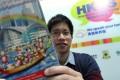 Ryan Choi of Hong Kong TransLingual Services, a social enterprise which makes HK$500,000 a year. Photos: May Tse, Jonathan Wong