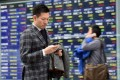 Tokyo's Nikkei index rose 0.3 per cent in early trading on Monday. Photo: AFP