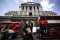 Bank of England officials are concerned that investors are fuelling home price inflation, increasing loan default risks. Photo: Bloomberg