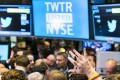 Twitter's IPO launches at the New York Stock Exchange in 2013. Photo: Reuters