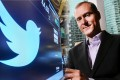 Twitter head of sales for emerging markets Peter Greenberger. Twitter, listed on the New York Stock Exchange, has been blocked in China for the past six years. Photos: Reuters, May Tse