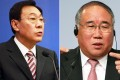 Zhang Yong succeeded Xie Zhenhua as the National Development and Reform Commission's deputy director in late February. Photos: SCMP Pictures, AFP