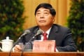 Qiu He attended the National People's Congress earlier this month, according to a state-run media report. Photo: SCMP