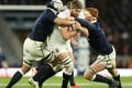 Leicester lock Geoff Parling has been called into the England starting line-up for their Six Nations clash with France on Saturday. Photo: Reuters
