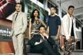 Empire stars (from left): Trai Byers, Taraji Henson, Terrence Howard, Jussie Smollett and Bryshere Gray.