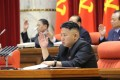 North Korean leader Kim Jong-un attending the plenary meeting of the Central Committee of the Workers' Party of Korea in a file photo from 2013. Photo: AFP