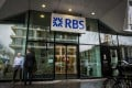Royal Bank of Scotland is expected to shrink by 43 per cent in the next two years. Photo: EPA