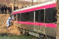One of the subway car's  on the Taihu section of the Yizhuang Line. Photo: Sina Weibo