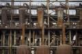Chalco's aluminium smelting facility in China. Photo: Bloomberg