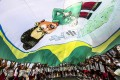 Protests against Brazilian President Dilma Rousseff. Photo: EPA
