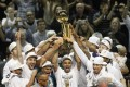 The San Antonio Spurs defeated the Miami Heat in the NBA Finals last year. Photo: Reuters