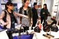 Retail sales in the first three months decreased by 2.3 per cent in value, compared with the same quarter last year, but retail volume was virtually unchanged. Photo: Nora Tam