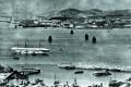 HMS Tamar anchored off the Royal Naval Dockyard in Hong Kong, in 1905. Photos: SCMP; Jonathan Wong