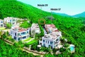 Botanica Bay in Cheung Sha comprises 16 modern European-style colonial houses.