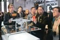 New Yorkers admire a DJI drone. Hundreds of Chinese start-ups are looking to emulate DJI's global success with drones of their own. Photo: Kyodo