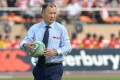 Eddie Jones, Japan's national coach and director of rugby for a new Super Rugby franchise based there, has given hope to Hong Kong players. Photo: AFP