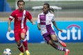 Aston Villa take on HKFA Under-21s at last year's tounrament. Photos: Power Sport Images for HKFC