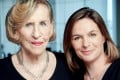 Olivia Putman, right, is the daughter of renowned designer, the late Andrée Putman, and heir to Studio Putman. Photo: SCMP Pictures