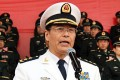 Admiral Sun Jianguo has commanded a nuclear submarine and is well versed in international maritime law.