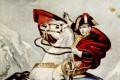 Sketch of Napoleon Bonaparte. Photo: The Washington Post