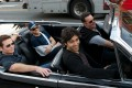 Entourage (Category IIB) stars Kevin Connolly, Adrian Grenier, and Kevin Dillon. The director is Doug Ellin.