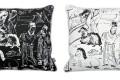 Tu Textiles cushions