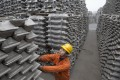 Chinese exports of semi-finished aluminium products are likely to drop in coming months. Photo: Reuters