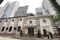 Hong Kong's Foreign Correspondents' Club in Central. Photo: AFP