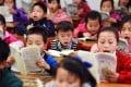 Many schools in China charge extra fees to make up budget shortfalls. Photo: Xinhua