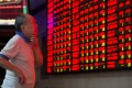 The Shanghai market looks like a classic monetary blow-out with share prices that can come howling back down as fast as they did in the false rally in 2007. Photo: Xinhua
