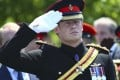 Prince Harry, a trained helicopter pilot, had revealed in March that he intended to end his service to take a more vigorous role in his charitable endeavours. Photo: Reuters