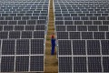 As part of its expansion plan, Beijing Jingneng Clean Energy is also looking to boost its capacity through solar projects. Photo: Reuters
