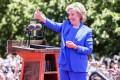The Clinton pantsuit