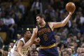 Kevin Love has announed his intention t stay with the Cleveland Cavaliers in a US$110 million deal. Photo: AP