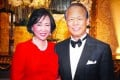 (From left): Dr Oi-Lin Chen, president, and Dr Tei-Fu Chen, chairman of the board