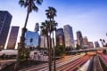 Los Angeles pretty much sums up the Californian idyll of ease and plenty. Photo: Thinkstock