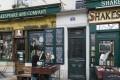 Shakespeare and Co Bookstore in Paris. Photos: Corbis