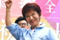 Taiwan's ruling Kuomintang (KMT) officially endorsed wildcard candidate Hung Hsiu-chu to run for president next year. Photo: EPA