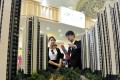 Shanghai saw growth in prices while Shenzhen again led the gainers with an 8.3 per cent rise from a year earlier. Beijing, Wuhan, Tianjin and Chengdu also posted growth. Photo: Reuters